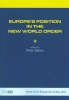 9789638982209 : europes-position-in-the-new-world-order-balazs