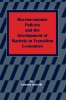 9789639116054 : macroeconomic-policies-and-the-development-of-markets-in-transition-economies-coricelli