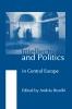 9789639116221 : intellectuals-and-politics-in-central-europe-bozoki