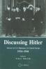 9789639241565 : discussing-hitler-frank