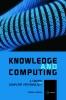 9789639776647 : knowledge-and-computing-vamos