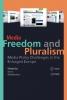 9789639776739 : media-freedom-and-pluralism-klimkiewicz