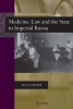 9789639776814 : medicine-law-and-the-state-in-imperial-russia-becker